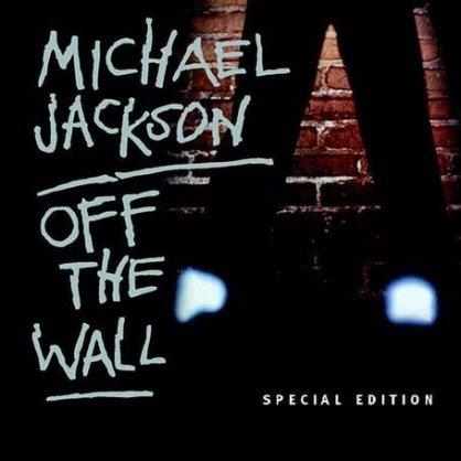 """Capa do disco """"Off the Wall"""" (1979)"""