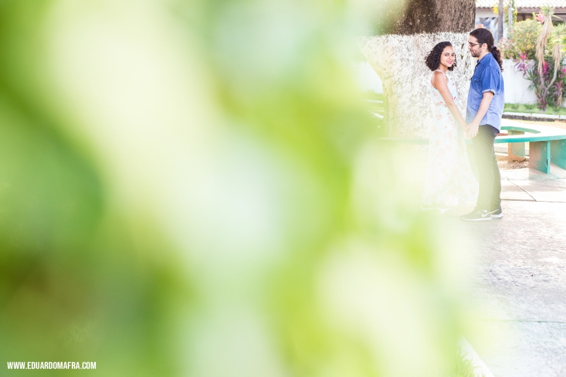 Ensaio fotográfico casal Carol e Tássio Salvador Lauro de Freitas fotógrafo profissional Vilas do Atlântico casamento noivado (6)